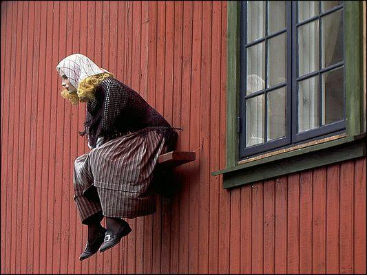 Frauanhaus in Lillehammer