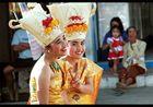 Frauen auf Bali