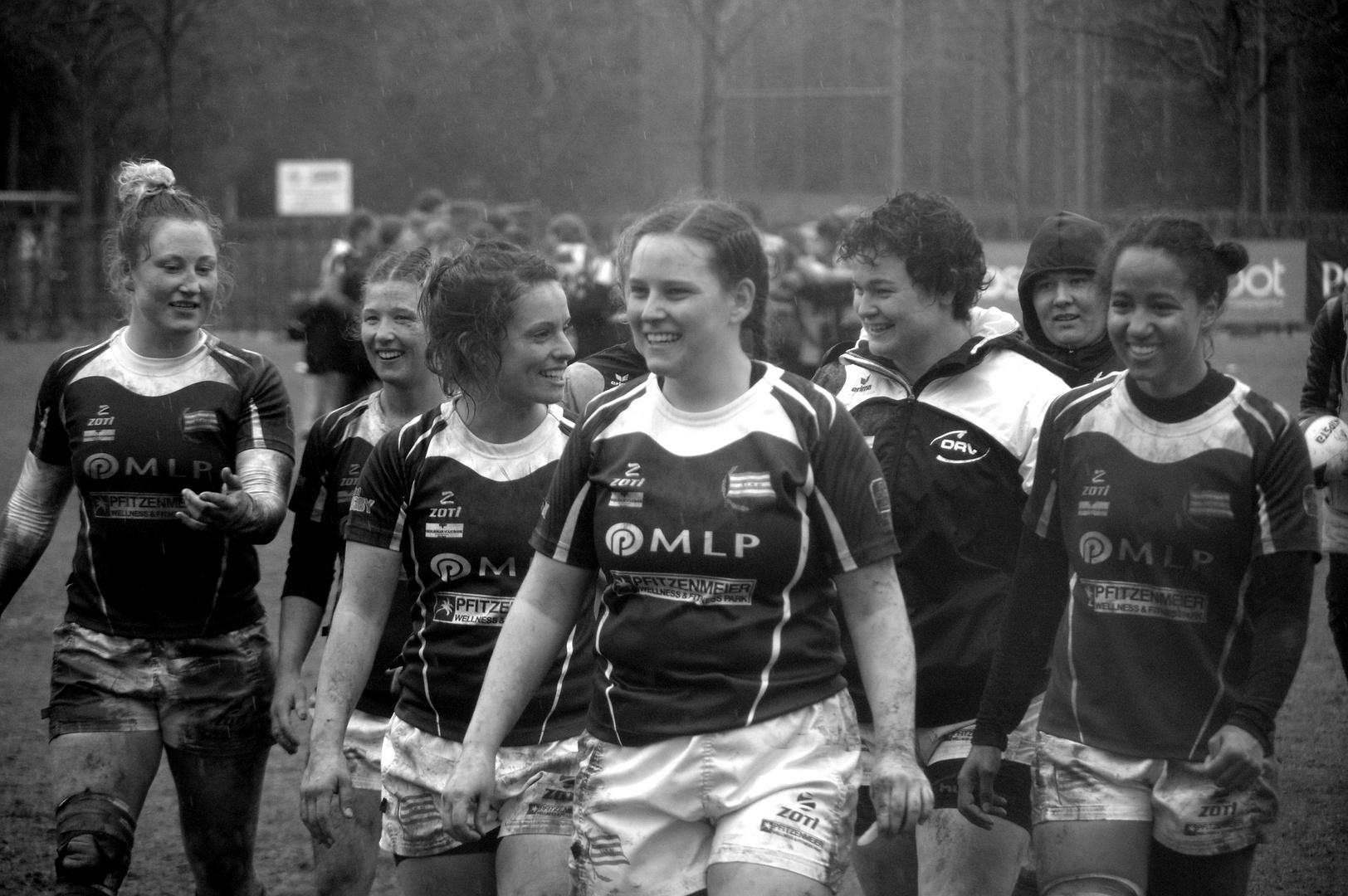 Frauen Bundesliga Rugby HH Rugby Arena Stadtpark 7