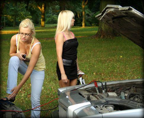 Frauen im Einsatz