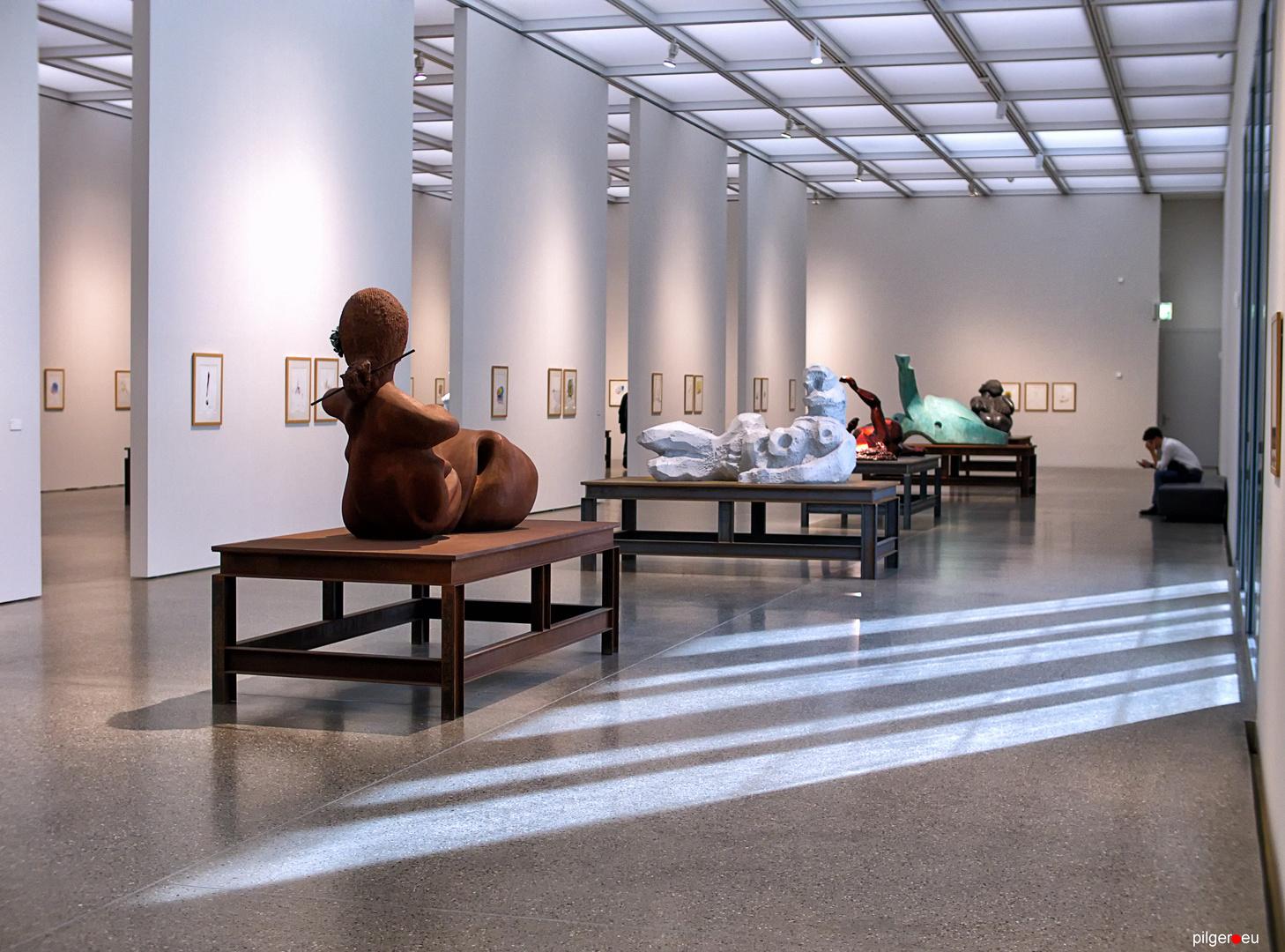 Frauen im schönsten Museum der Welt