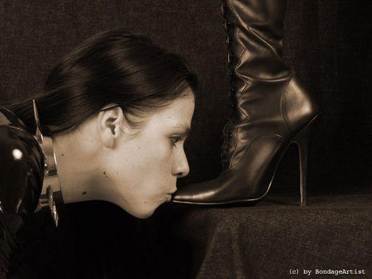 Frauen lieben Schuhe