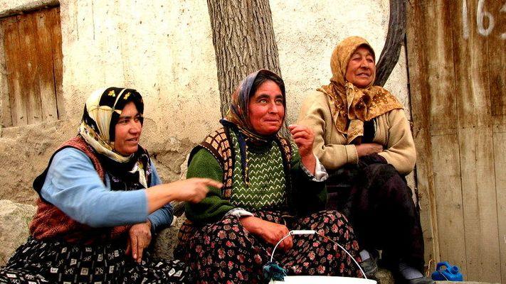 Frauen von Kappadokien