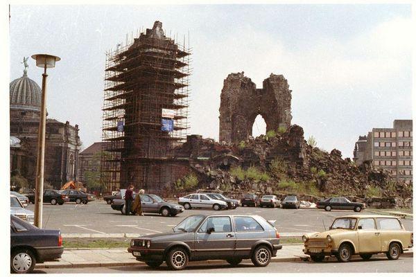 Frauenkirche 1992