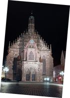 Frauenkirche by night