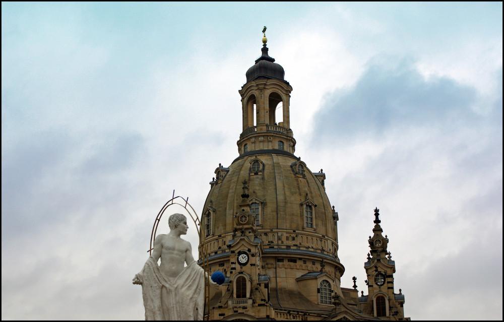 Frauenkirche Dresden 2008