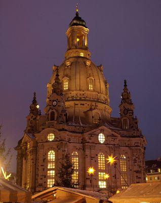 Frauenkirche Dresden ...