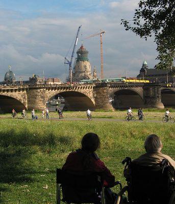 Frauenkirche Dresden komplett