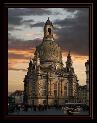 Frauenkirche Dresden (Überarbeitet)