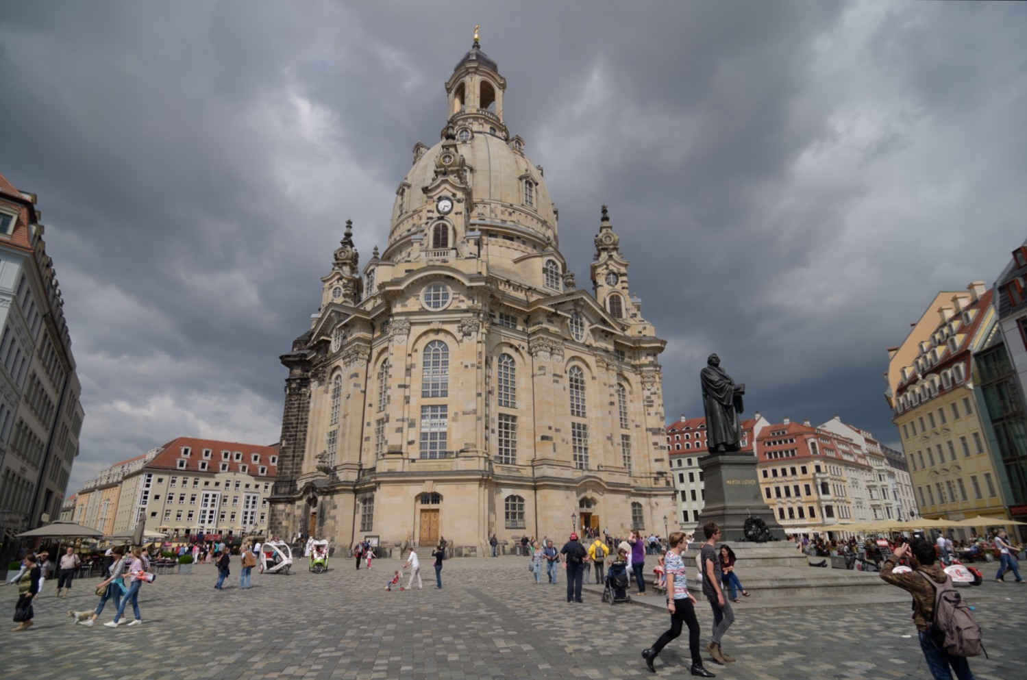 Frauenkirche I