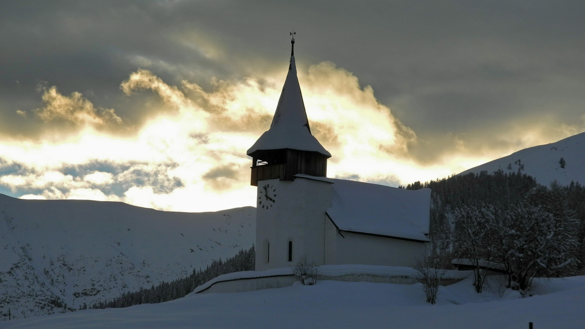 Frauenkirche in Davos