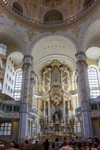 Frauenkirche in Dresden 1
