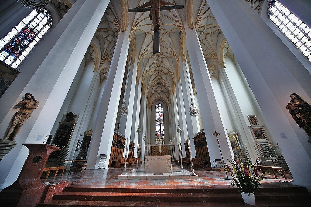 Frauenkirche in München...
