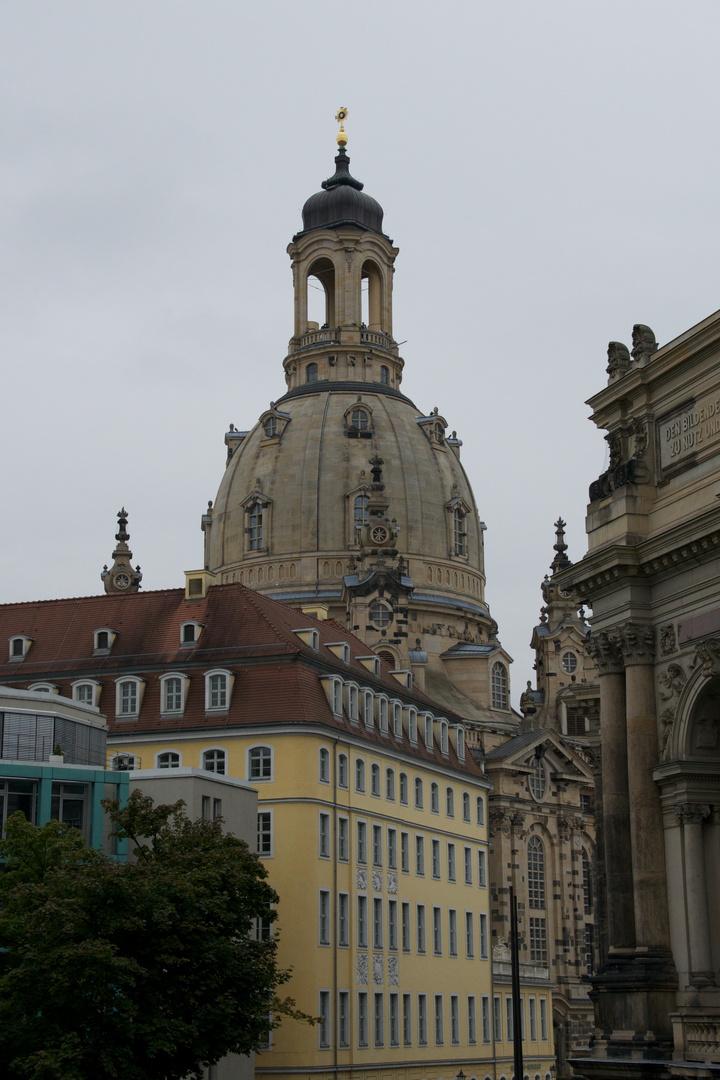 Frauenkirche mal anders.
