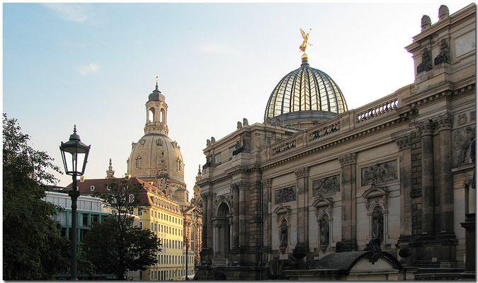 Frauenkirche mal anders