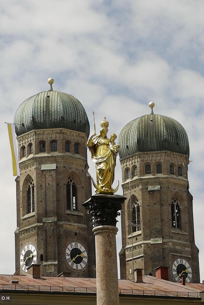 Frauenkirche pur