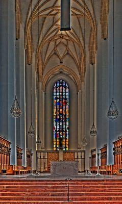 Frauenkirche von München