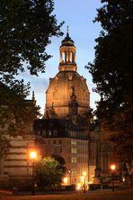 Frauenkirche zur Blauen Stunde