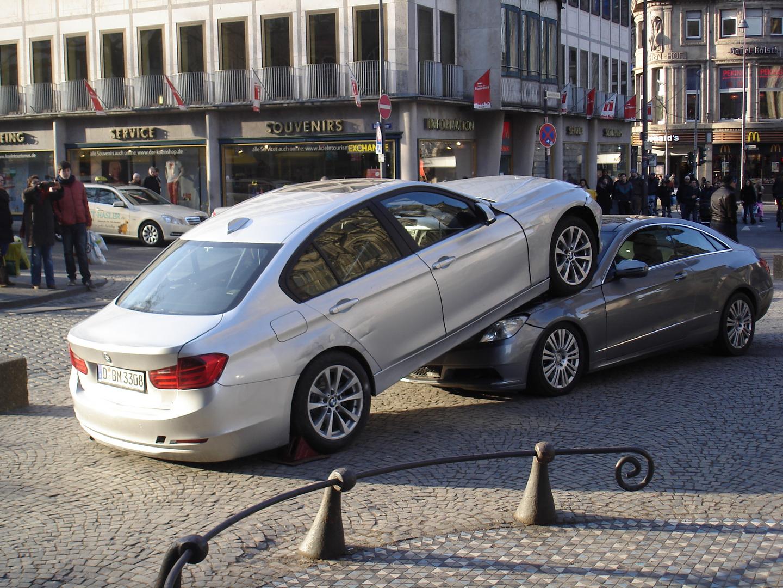 Frauenparkplatz?