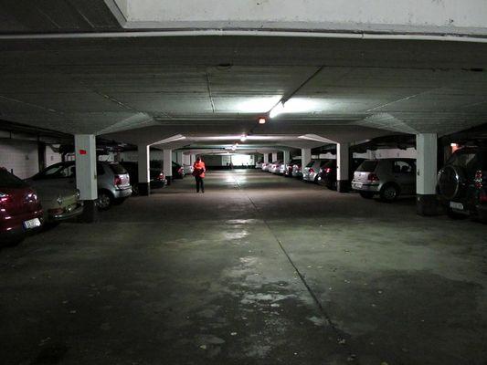 Frauenparkplatz