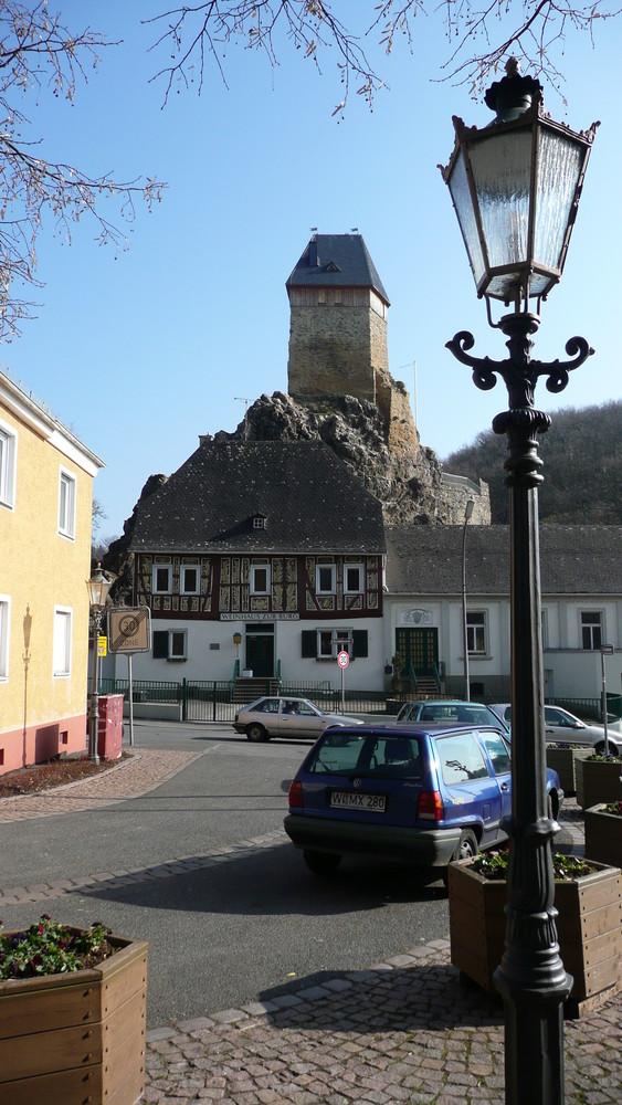 Frauenstein--Laterne, Laterne....