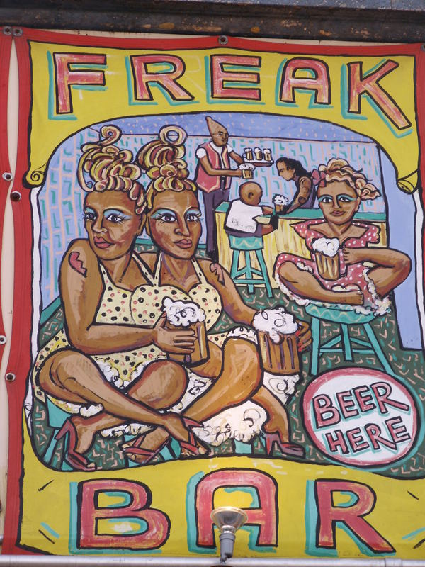 Freak Bar Coney Island