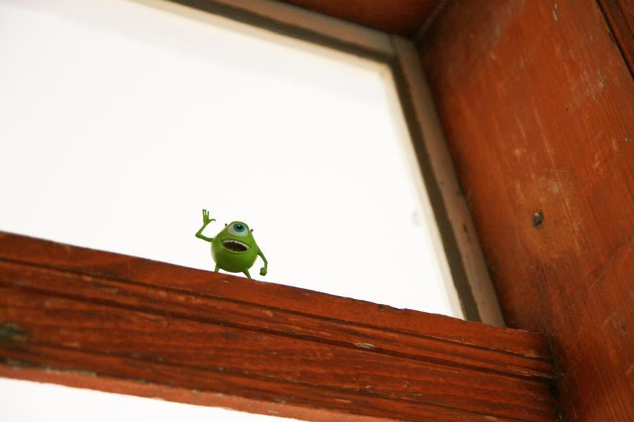 Freak in the Window