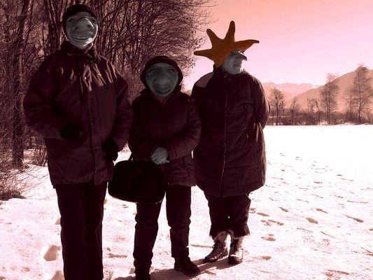 Freaks im Schneeland