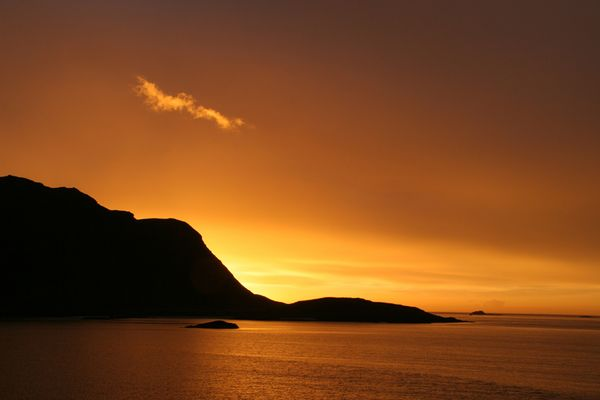 Fredvang auf den Lofoten