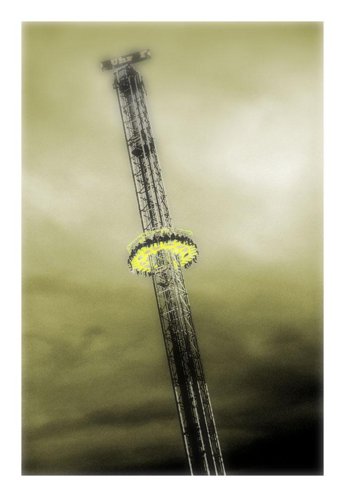...free falling...
