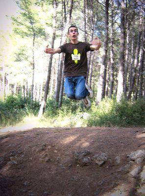 Free Hugs Jump