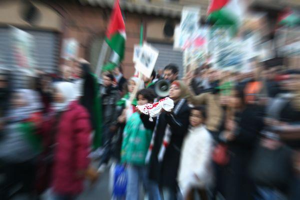 Free Palestine (?)
