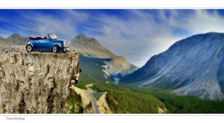 -> Freeclimbing <-
