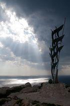 Freedom Monument, Cape Greco Cyprus