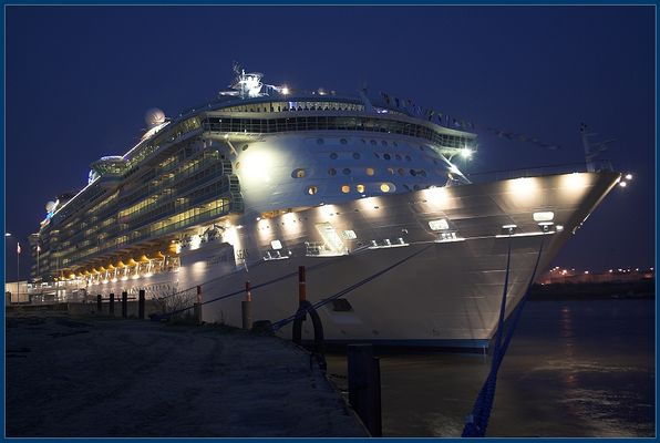 Freedom of the Seas am CTHC