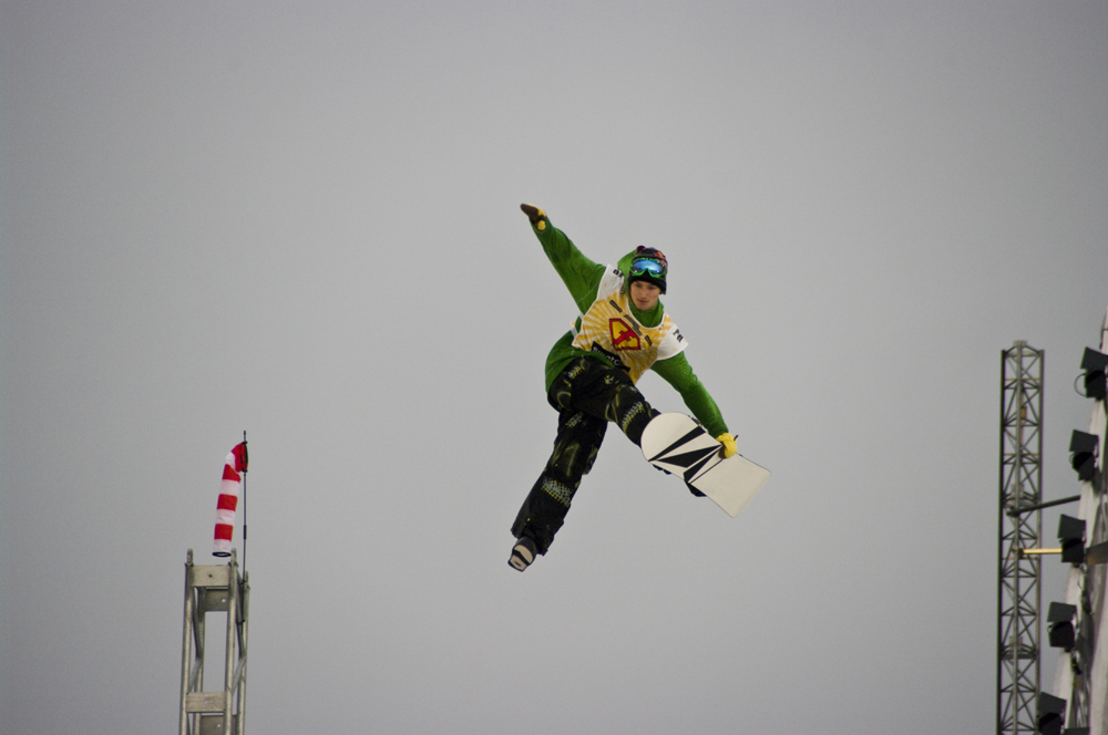 Freestyle Berlin 09 snowboard 2
