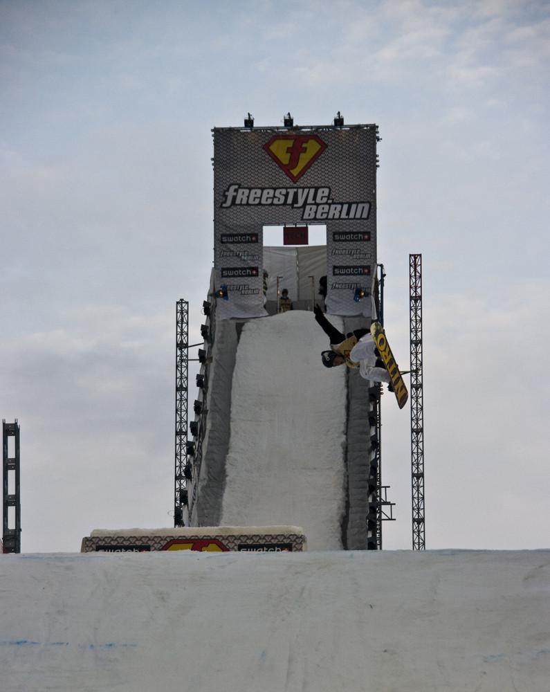 Freestyle Berlin 09 snowboard
