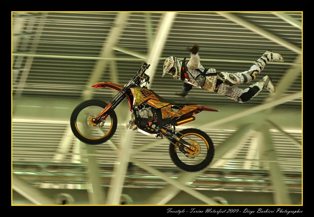 Freestyle - Torino Motorfest 2009