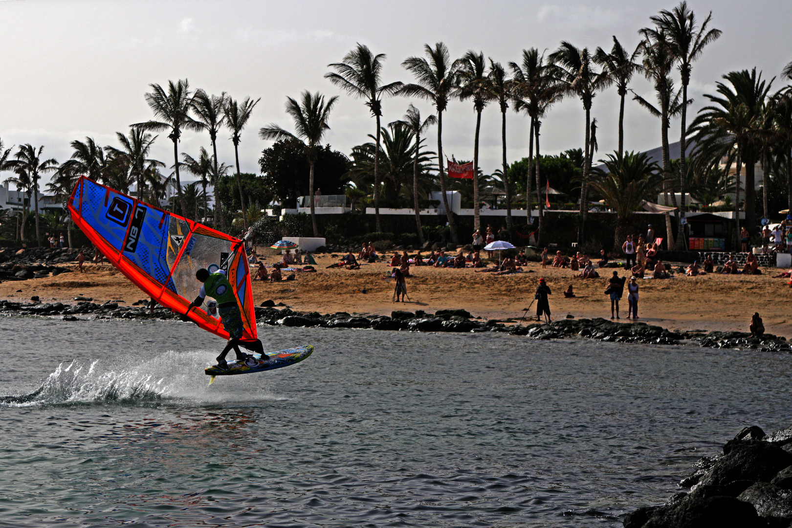 Freestyle Worldcup 2014 Lanzarote