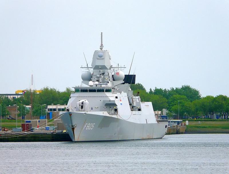 Fregatte Evertsen