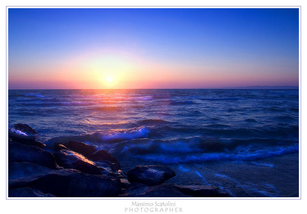 Fregene sunset II
