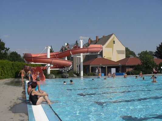 Freibad in Lommatzsch