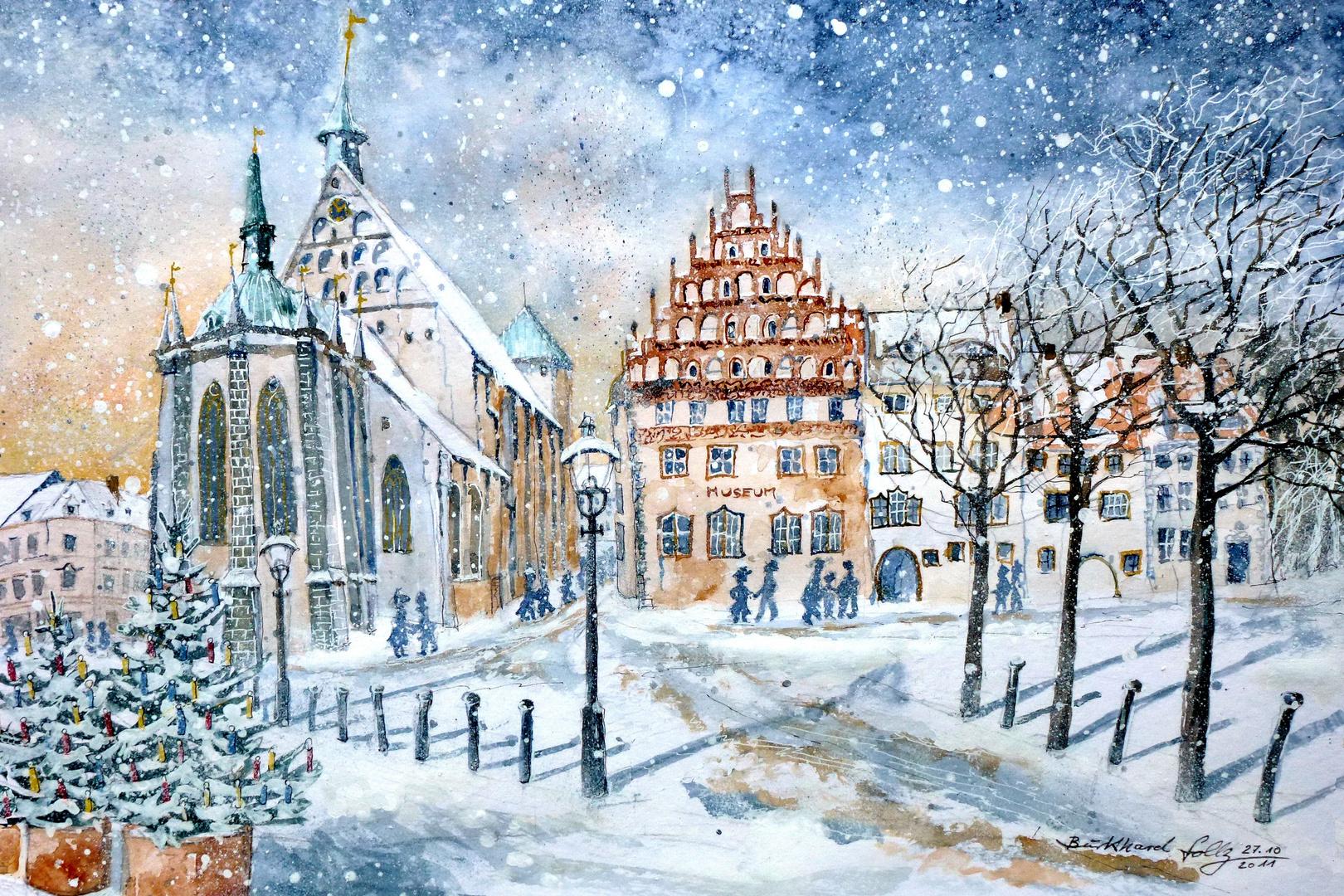 Freiberger Dom am Untermarkt