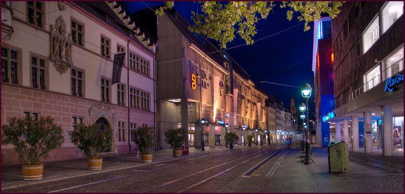 Freiburg By Night -2-