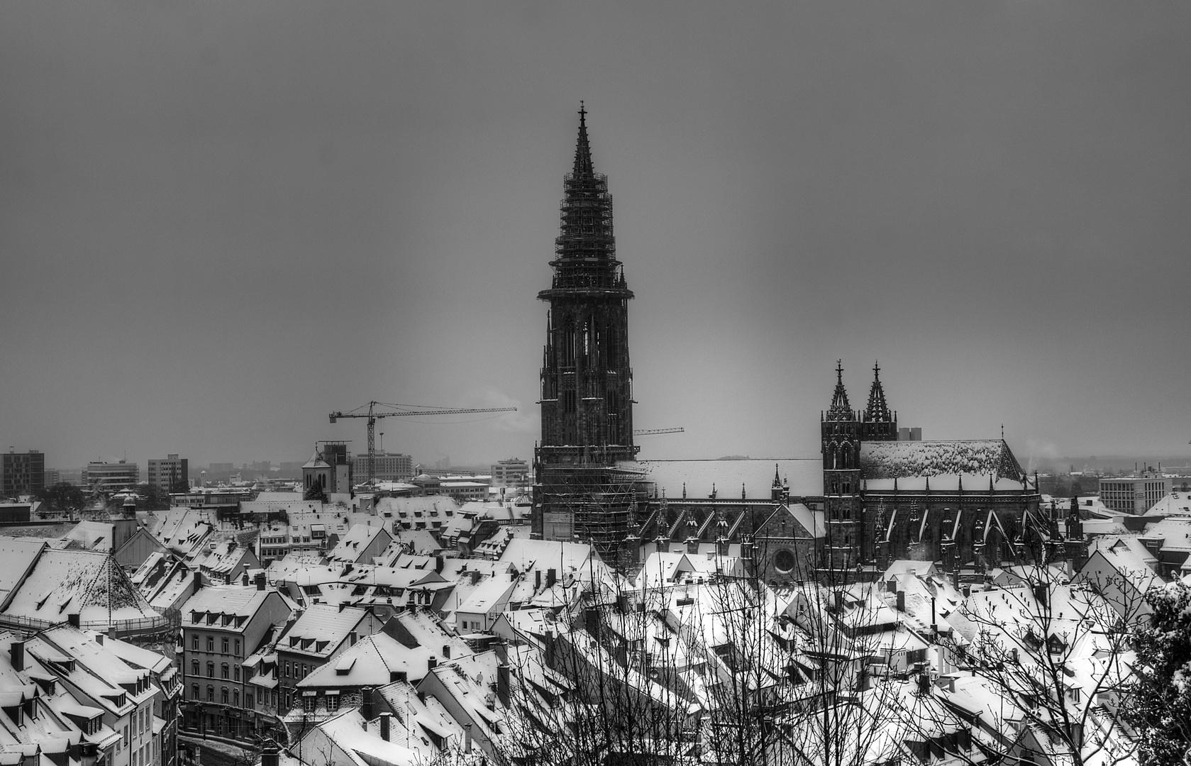 Freiburg im Schnee