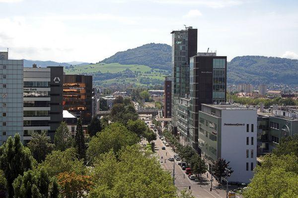 Freiburg modern