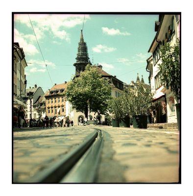 Freiburg Oberlinden