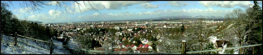Freiburg Panorama