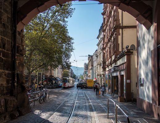 Freiburger Durchblicke