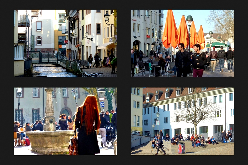 Freiburger Impressionen